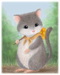 ** MIMI petite souris !!! **
